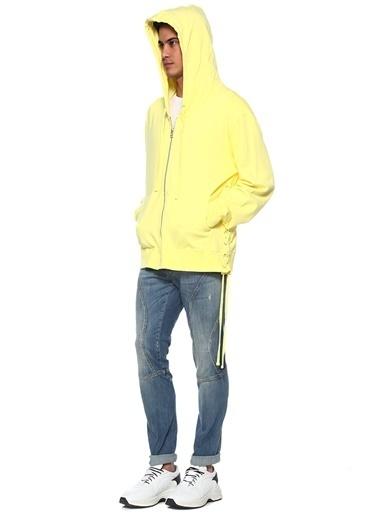 Faith Connexion Sweatshirt Sarı